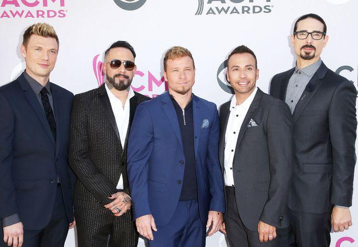 La boy band cantará sus más grandes éxitos. (Billboard)