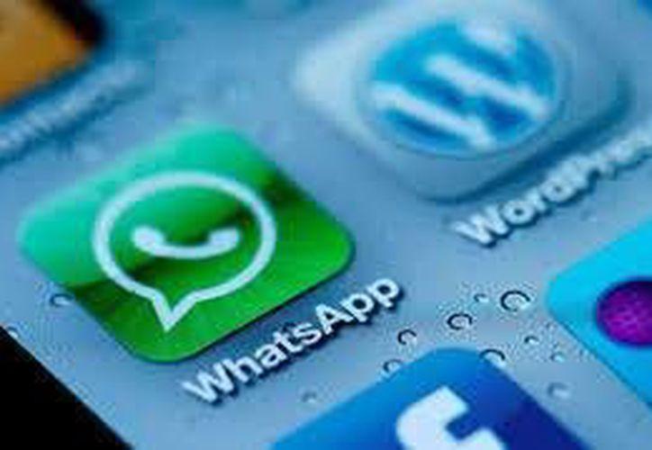 Actualmente, Whatsapp tiene 450 millones de usuarios. (Imagen: Internet)
