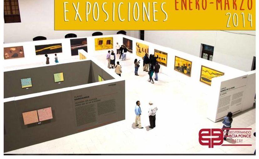 El Museo Fernando García Ponce-Macay es el único museo dedicado a la promoción y difusión del arte contemporáneo en toda la Península yucateca. (Captura de pantalla)