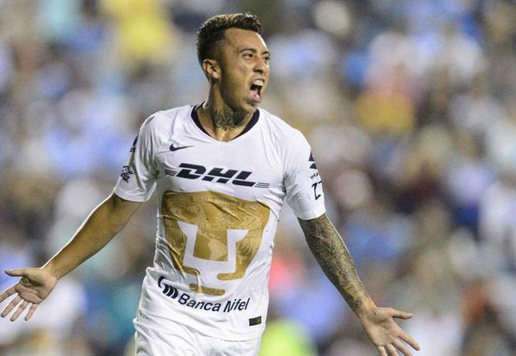 Martín Rodríguez comparó el Pumas-América con el clásico chileno. (Foto: Televisa Deportes)