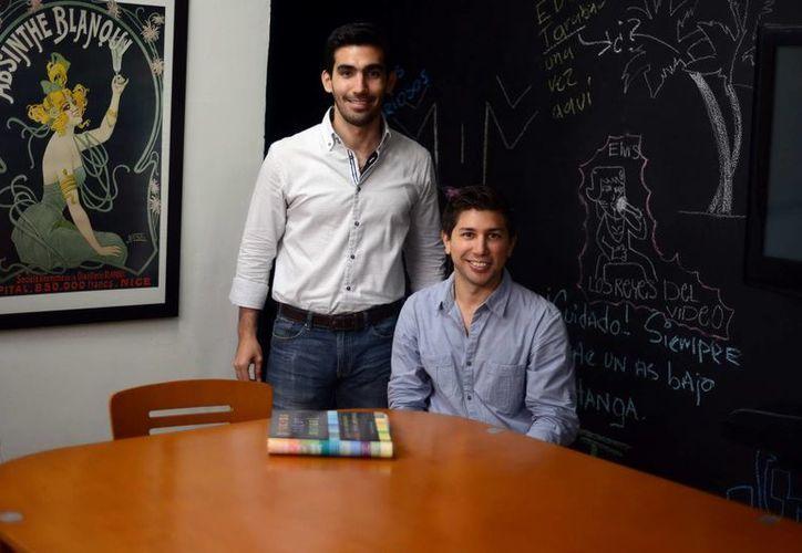 Al principio, Daniel Rodríguez Marcín y Gerardo Marcín Montero querían hacer un programa de noticias por internet, pero el destino los llevó por otro camino. (Milenio Novedades)