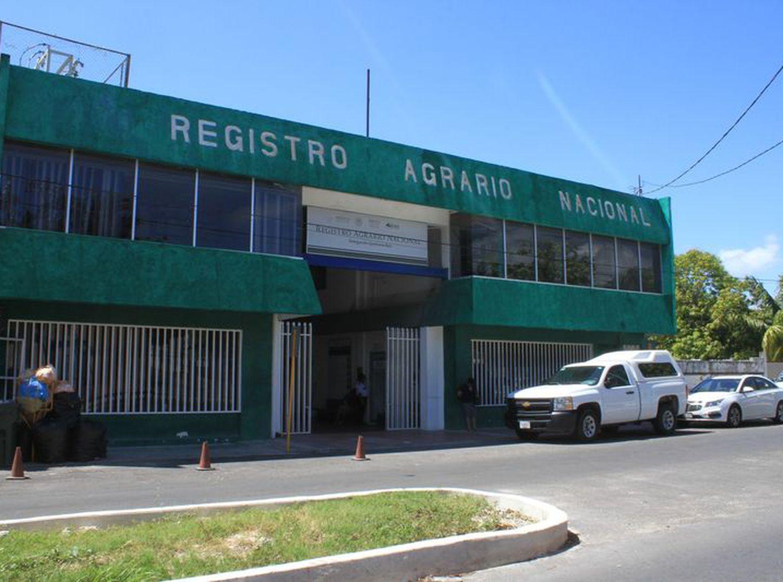 Resultado de imagen de Imagenes registro agrario nacional mexicano mexico