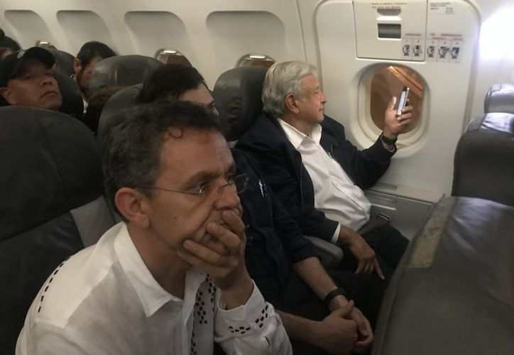 El vuelo comercial era de Huatulco a la Ciudad de México. (vanguardia.com)