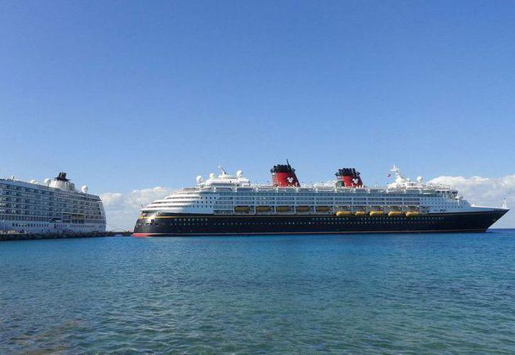 Esperan buen cierre de año en la recepción de cruceros en Quintana Roo. (Cortesía/SIPSE)