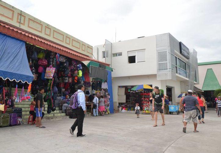 La Canaco tiene afiliadas a dos mil empresas, de las cuales alrededor de 400 se ubican en el centro de Chetumal. (Idalia Carrillo/ SIPSE)