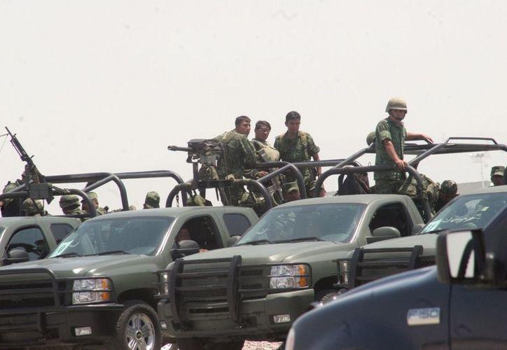 La política contra las drogas implementada en México ha generado alto grado de criminalidad. (Archivo/Notimex)