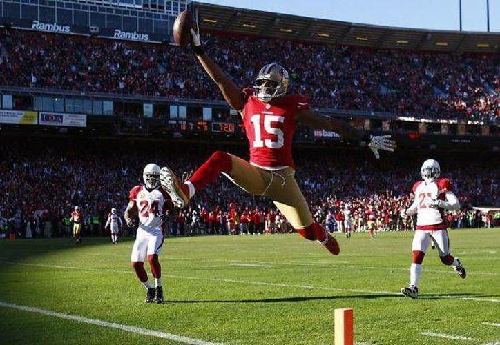 A 49´s de San Francisco le gustaron los números con los que Colton Schmidt terminó la temporada anterior. (guardianlv.com)