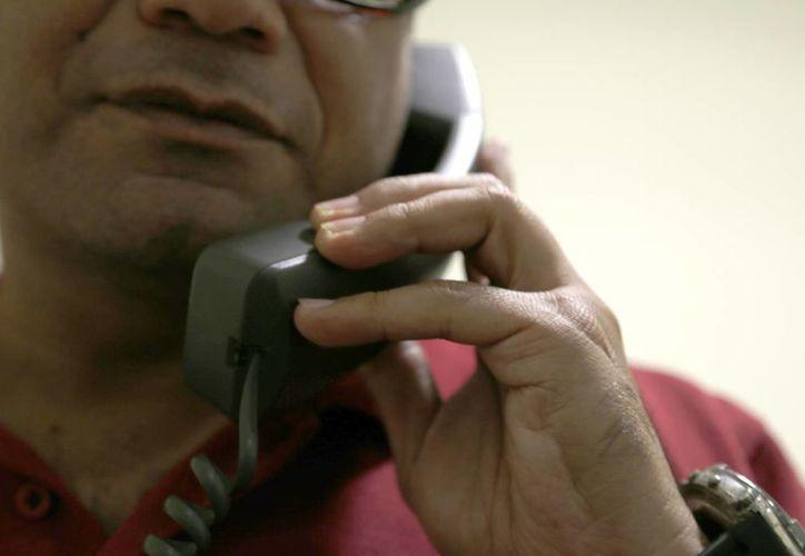 El acoso de los cobradores por teléfono ha exacerbado las molestias de los usuarios de servicios financieros que han incurrido en algún tipo de mora.  (Archivo/SIPSE)