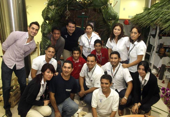 Las personas que deseen visitar las instalaciones de Novedades de Quintana Roo podrán votar por la ofrenda que más les guste. (Francisco Gálvez/SIPSE)
