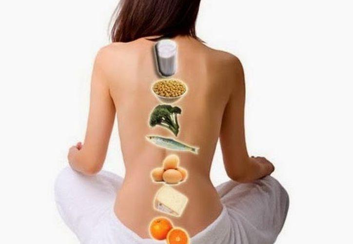 Sana alimentación, ejercicio y buenas posturas propician una columna saludable. (Foto: Internet)