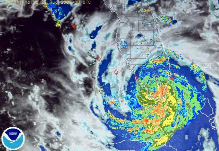 Desde el mes de julio, el Centro de Predicciones Climáticas de la Agencia Oceánica y Atmosférica Nacional de EU (NOAA) ha rebajado en 27 puntos su pronóstico sobre El Niño para finales de 2014 y principio de 2015. (Archivo/EFE)