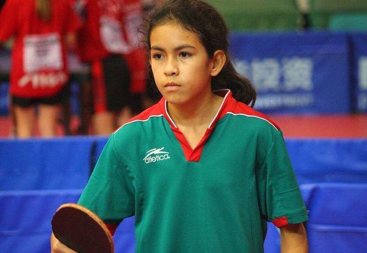 La delegación quintanarroense de se agenció tres medallas doradas en el Campeonato Nacional de Tercera Fuerza de Tenis de Mesa 2014. (Redacción/SIPSE)