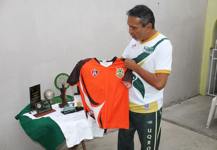 Erick Heredia se había fijado como objetivo llegar a ser un jugador de fútbol profesional. (Foto: Miguel Maldonado)