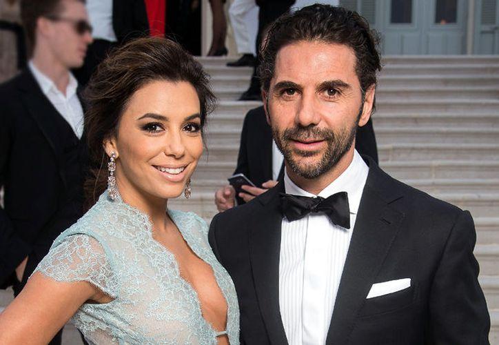 Eva Longoria y Jose Bastón serán padres. (Getty Images)