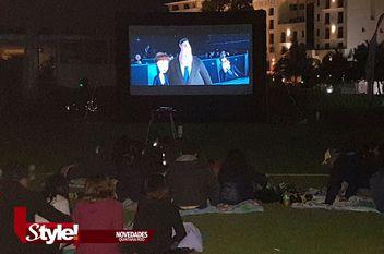 Gran noche de cine bajo las estrellas