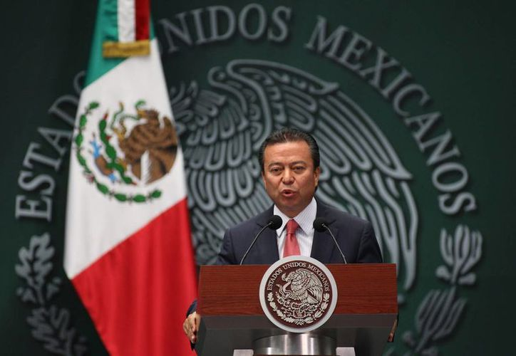 Camacho dijo que el pueblo mexicano exige respuestas sobre el caso. (EFE)