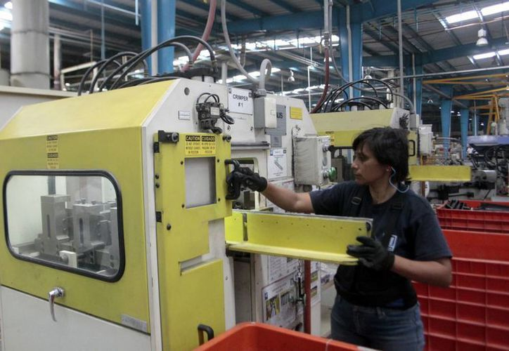 Los industriales esperan mejorar sus ventas el resto del año. (Milenio Novedades)
