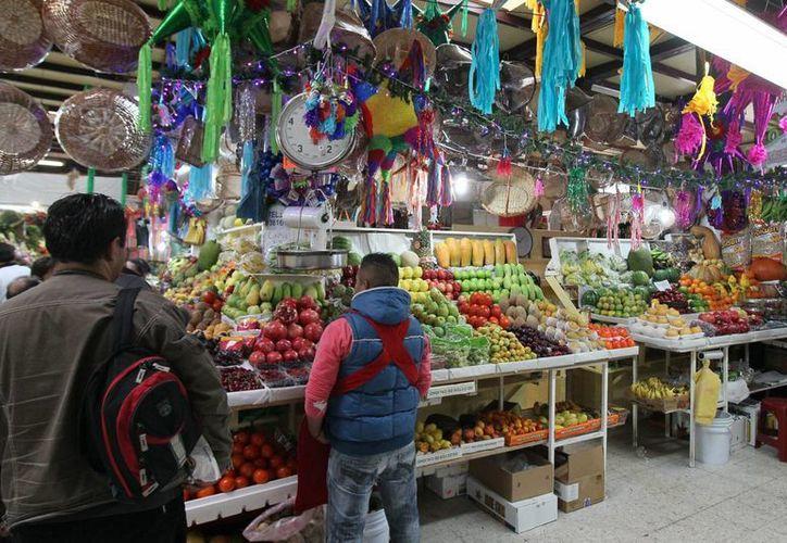 La inflación en el país durante diciembre se debido al alza en los precios de algunos productos agropecuarios. (Archivo/Notimex)