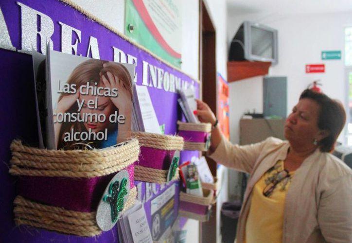 El  Instituto Quintanarroense de la Mujer reporta que 8 de cada 10 mujeres en Playa del Carmen han vivido algún tipo de violencia. (Daniel Pacheco/SIPSE)