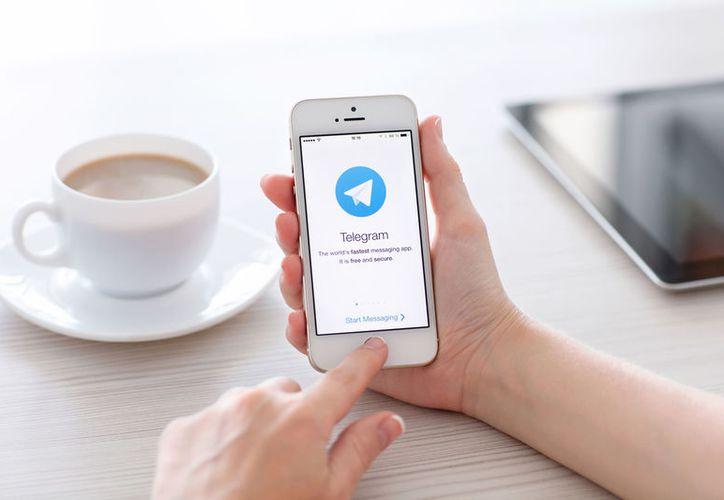 Telegram vuelve a situarse a la vanguardia en lo que a aplicaciones de mensajería se refiere. (Contexto/Internet).