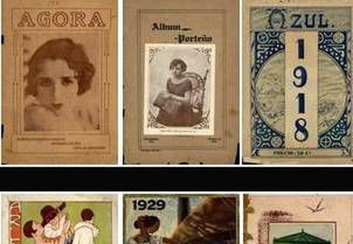 Estos son algunos textos que estrena el sitio www.bibliotecavirtualdeyucatán.com.mx (Milenio Novedades)