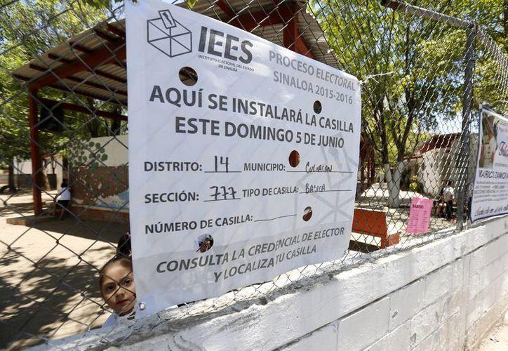 Este domingo se realizarán elecciones en 14 entidades del país. (Notimex)