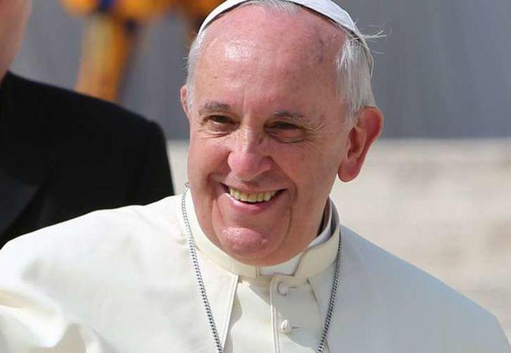 Medios de comunicación hablaron de un proyecto de WhatsApp llamado Wabot-Papa Francisco. (Contexto/Internet)