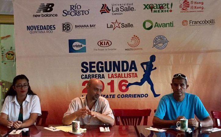 El comité organizador dio los detalles del evento. (Ángel Mazariego/SIPSE)