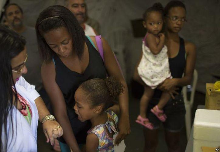 Sao Paulo, el estado más poblado y rico de Brasil, había registrado hasta el pasado viernes 81 casos. (Contexto)