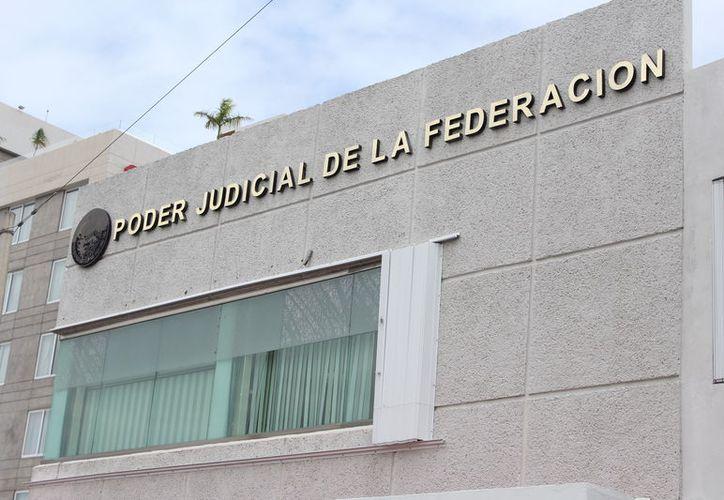 Anteriormente, Aguilar Laguardia había recibido una negativa ante su declaratoria de amparo, sin embargo, logró que su recurso legal sea ingresado. (Joel Zamora/SIPSE)