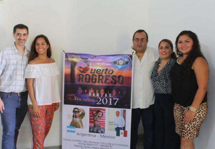 El evento 'Puerto Progreso Danzas' se realizará en Mérida y en Progreso, e incluye clases, seminarios y evaluaciones. (Gerardo Keb/SIPSE)