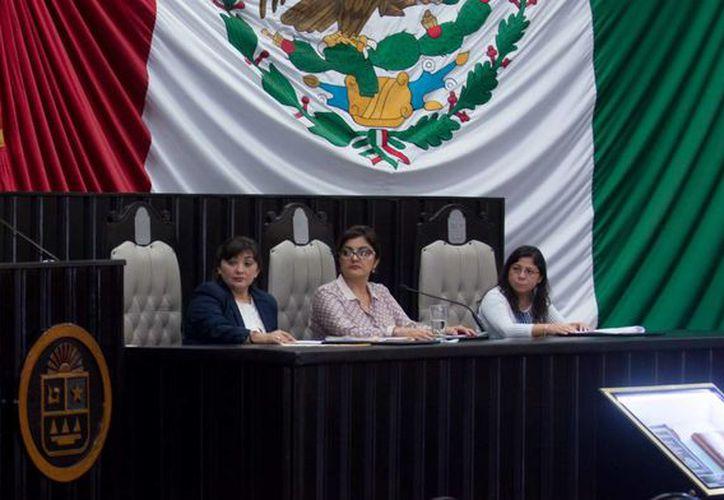El Congreso del Estado sesionará hoy y discutirá la iniciativa de Reforma que propone aumentar el número de magistrados. (Claudia Martín/SIPSE)