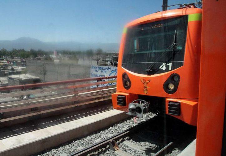 La empresa responsable de los trenes destacó que cuenta con certificado de operatividad de los mismos. (Notimex)