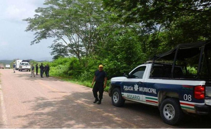 Roberto Rodríguez Ontiveros fue hallado con impactos de bala. (Noroeste)