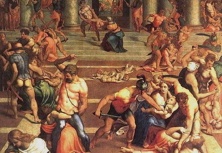 Cada 28 de diciembre se recuerda la matanza que Herodes mandó ejecutar en Belén. (Agencias)