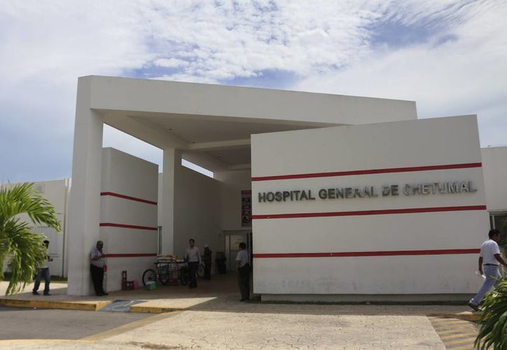 A raíz de que se cuenta con el equipo en el Hospital General de Chetumal, los costos para los pacientes disminuyeron mucho. (Harold Alcocer/SIPSE)