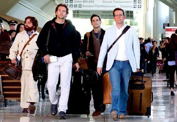 En la foto, los actores de la película que se podrá disfrutar en Netflix. (Foto tomada de Netflix)