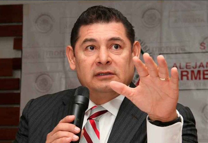 El senador Alejandro Armenta adelantó que presentará una iniciativa para la castración química. (Vanguardia)