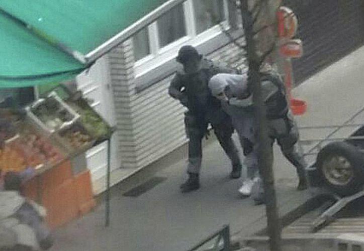 Salah Absdeslam es el único sobreviviente del comando autor de la matanza de París el 13 de noviembre de 2015. (Archivo/AP)