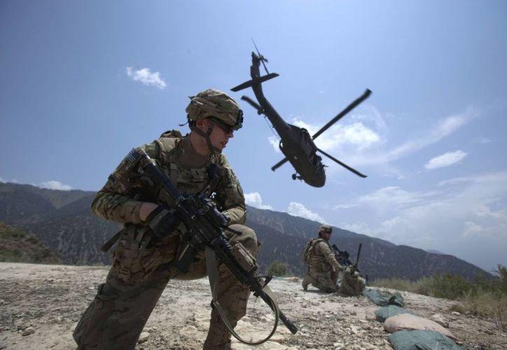 Los estadounidenses cuentan con una importante presencia militar en Bahréin, Yibuti, Turquía, Qatar, Arabia Saudita, Kuwait, Irak, Afganistán, Kosovo y Kirguistán. (Archivo/AP)
