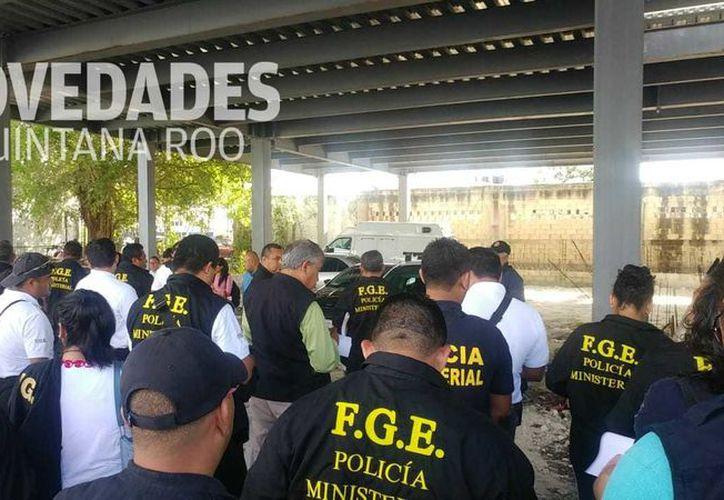 Hasta el momento, el fiscal del estado de Quintana Roo, Miguel Ángel Pech Cen, no ha dado ninguna declaración. (Eric Galindo/ SIPSE)