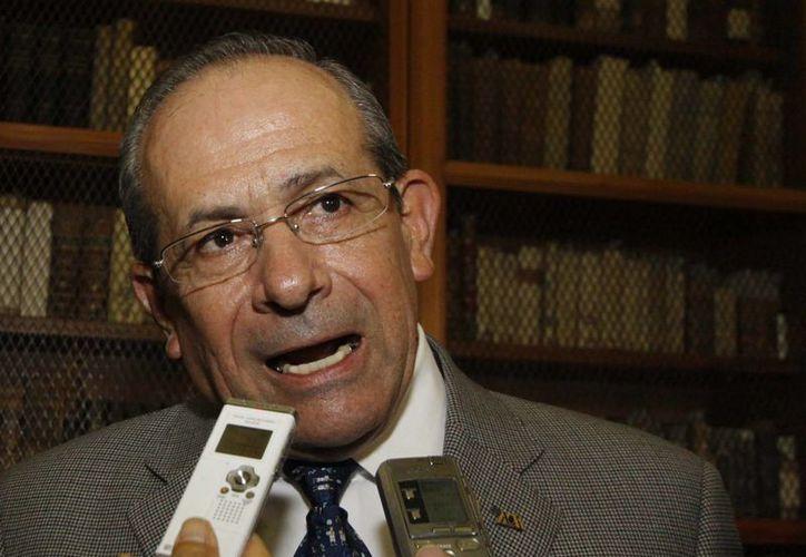 Fernández Fassnacht aseguró que el trato a los estudiantes del IPN 'ha sido cabal'. (proceso.com.mx)