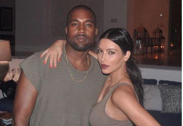 Kanye West siempre ha sido muy hermético en cuanto a sus hijos. (Instagram)