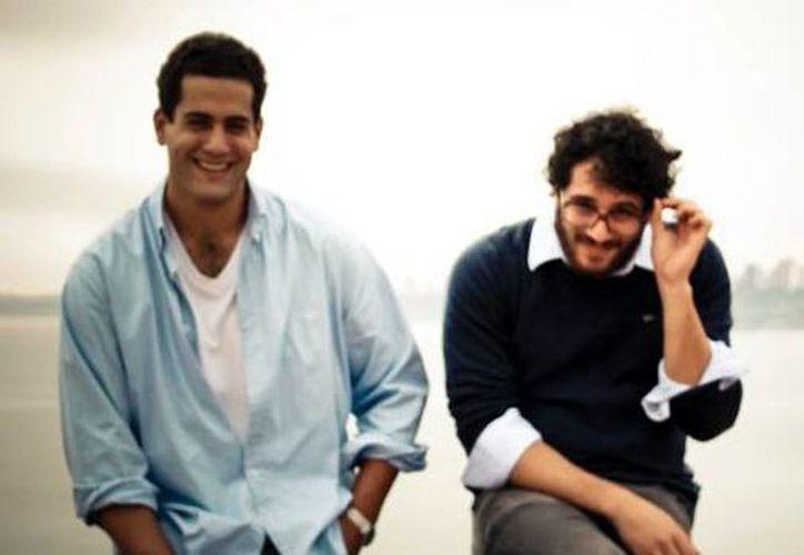 El dúo peruano está conformado por Bruno Bellatín y Nicolás Saba. Lanzan su sencillo Bubucelas. (Facebook Kanaku Y El Tigre)