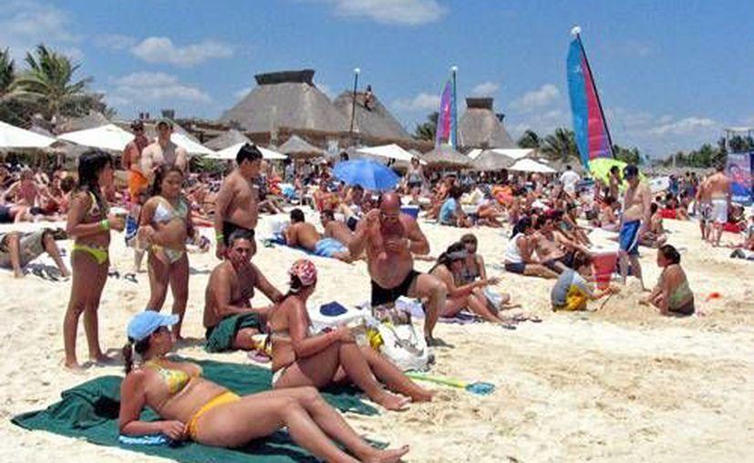 Las afluencia de turistas ha superado las expectativas que se habían pensado para esta temporada vacacional. (Contexto/Internet)