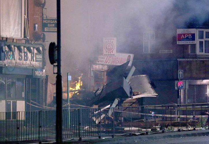 Una vez concluida la operación de rescate, habrá una investigación para determinar las circunstancias de la explosión. (Reuters)