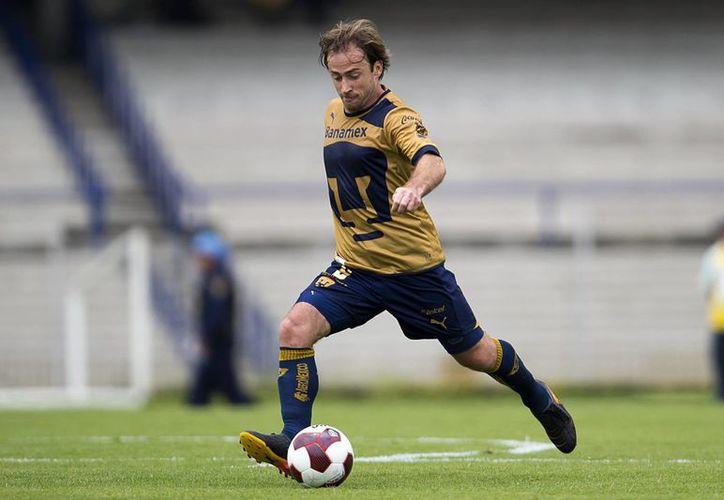 Martín Andrés Romagnoli en la Primera División de México ha jugado 221 cotejos y acumula 19,182 minutos en la cancha. (Redacción/SIPSE)