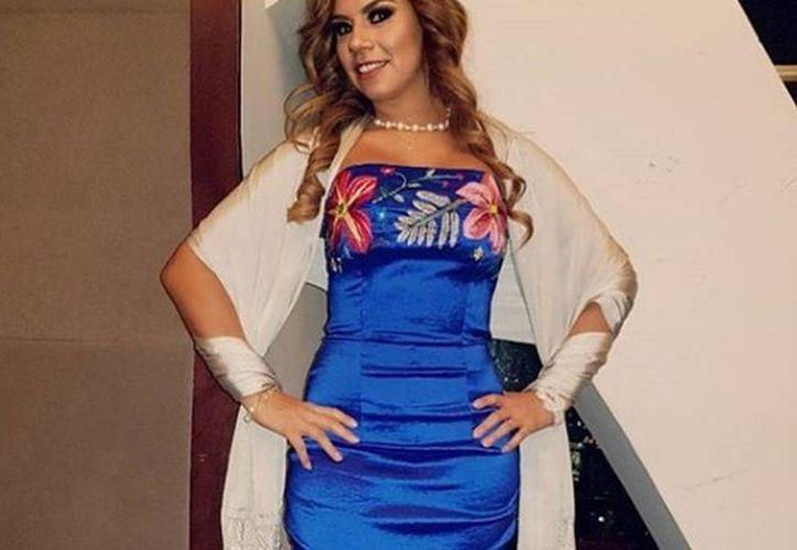 La cantante Damiana Villa fue víctima de la delincuencia. (Instagram)
