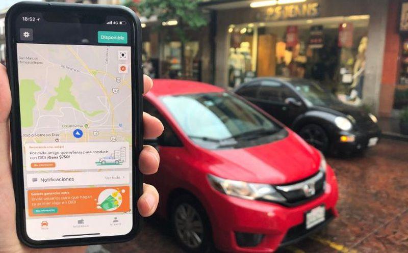 DiDi Chuxing, el Uber chino, inicia operaciones en México