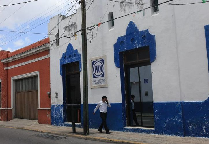La Asamblea Municipal del PAN en Mérida eligirá a 24 candidatos rumbo a la integración de su Consejo Estatal. (Milenio Novedades)